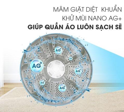 Máy giặt Aqua AQW-FW110FT 11 kg 4