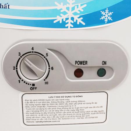 Tủ đông Sanaky VH-1199HY3 Inverter 900 lít 4