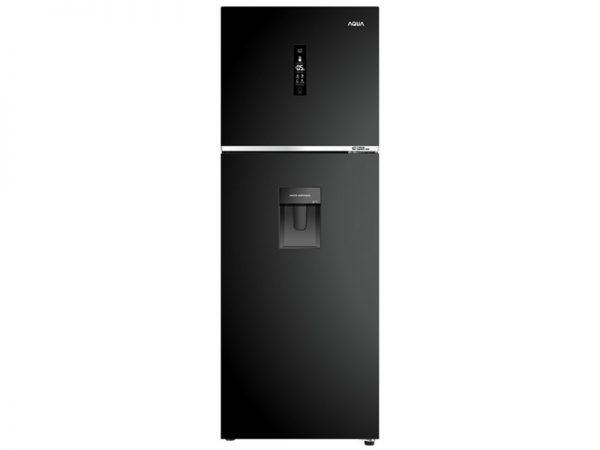 Tủ lạnh Aqua AQR-T389FA(WBS) Inverter 344 lít
