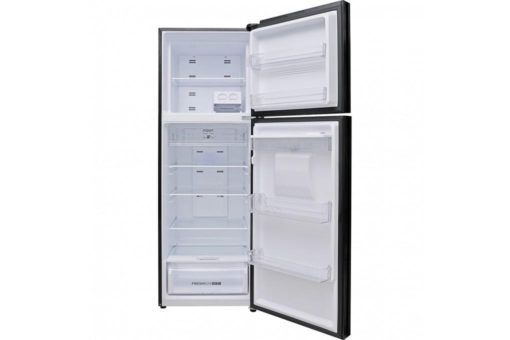 Tủ lạnh Aqua AQR-T389FA(WBS) Inverter 344 lít 2