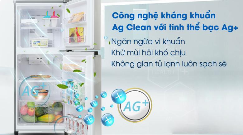Tủ lạnh Panasonic Inverter 167 lít NR-BA189PPVN kháng khuẩn khử mùi