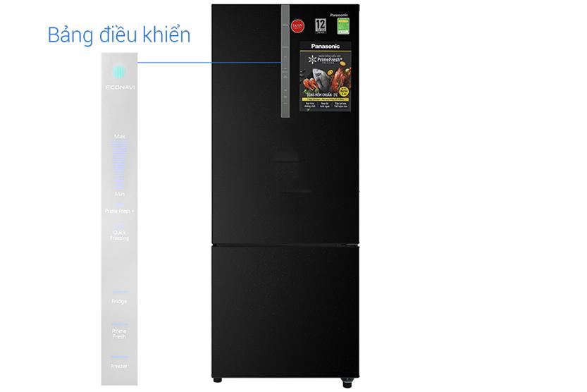 Tủ lạnh Panasonic Inverter 410 Lít NR-BX460XKVN cảm ứng ngoài