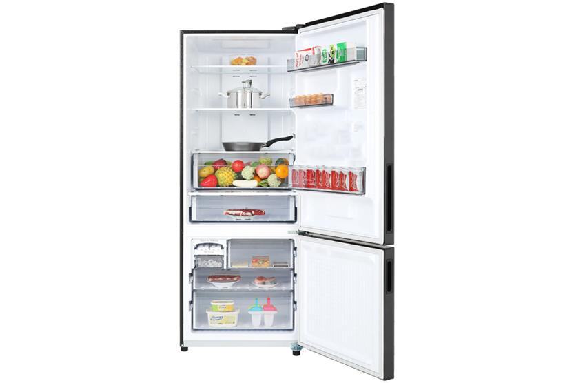 Tủ lạnh Panasonic Inverter 410 Lít NR-BX460XKVN ngăn đông dưới