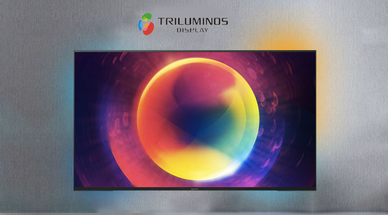 Android Tivi Sony KD-49X8050H 4K 49 inch 8