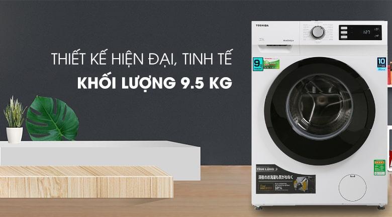 Máy giặt Toshiba TW-BK105S2V(WS) Inverter 9.5 Kg 7