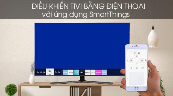Smart Tivi Samsung UA43TU8500 4K 43 inch 12