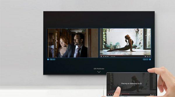 Smart Tivi Samsung UA43TU8500 4K 43 inch 13