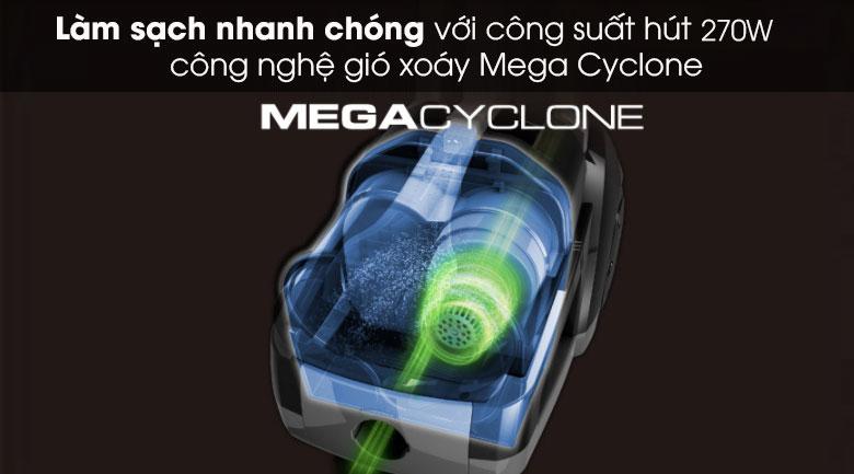Máy hút bụi Panasonic MC-CL575KN49 2000W 3
