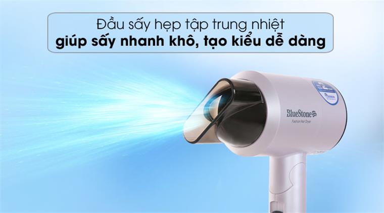 Máy sấy tóc Bluestone HDB-1827 4