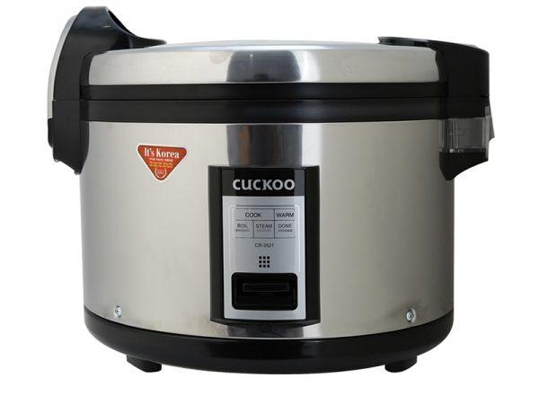 Nồi cơm điện 6.3L Cuckoo CR-3521S 1
