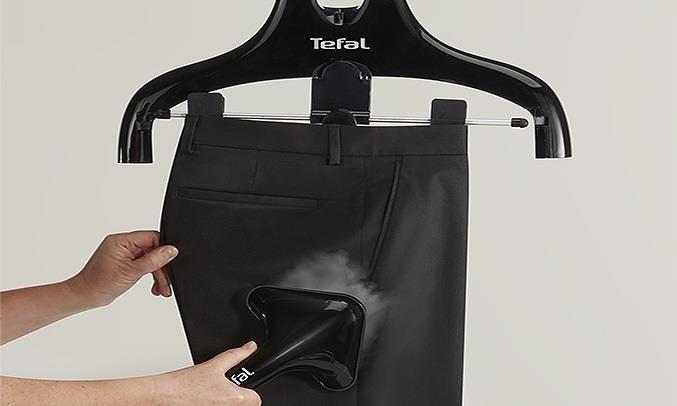 Bàn ủi hơi nước đứng Tefal IT3420 1700W dễ dàng cất giữ