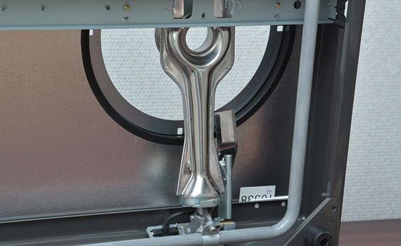 Bếp gas Rinnai RV-6DOUBLE GLASS (L) nấu ăn an toàn