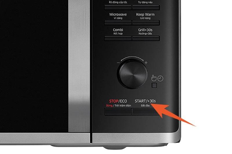 Lò vi sóng với chế độ hẹn giờ nấu xong, hỗ trợ người dùng tích cực hơn, chủ động hơn trong thời gian nấu nướng, ngay cả khi bận rộn