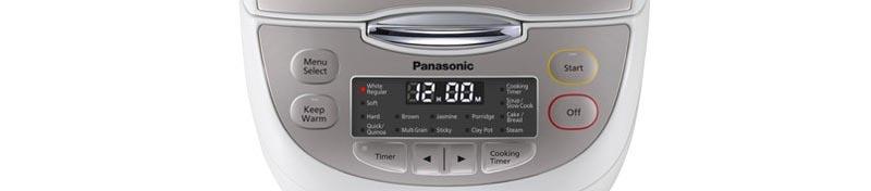 Nồi cơm điện Panasonic SR-CP188NRA