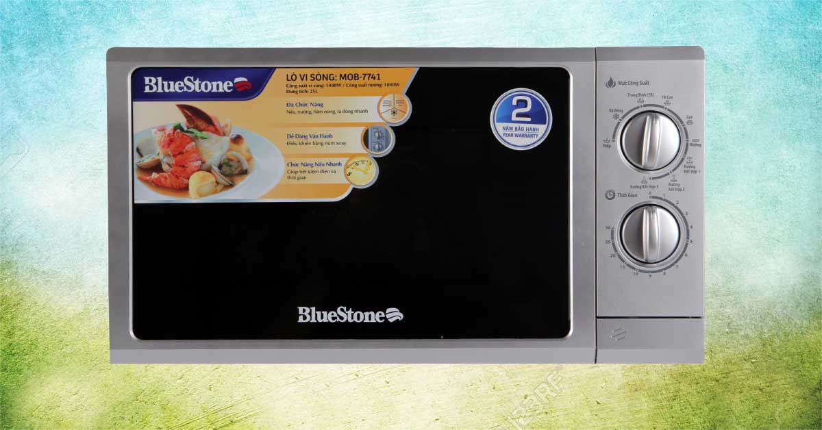 Lò Vi Sóng Bluestone MOB-7741 3