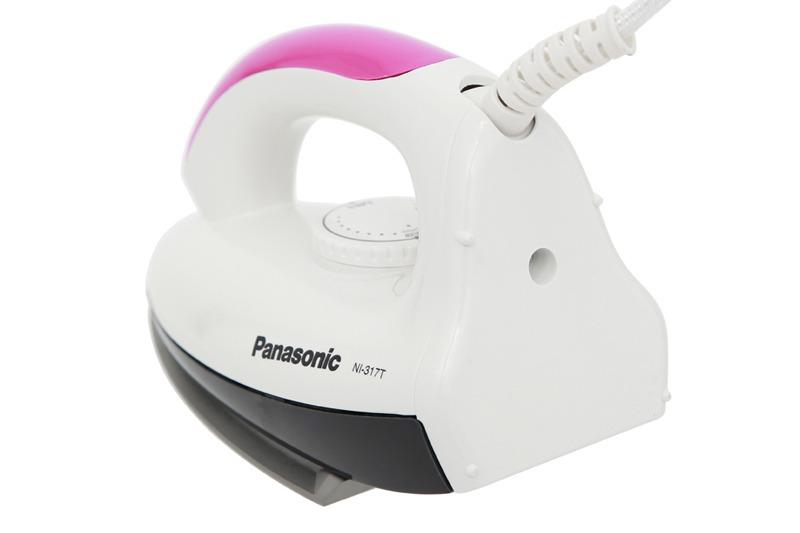 Bàn ủi khô Panasonic NI-317TVRA chuôi dây 180 độ
