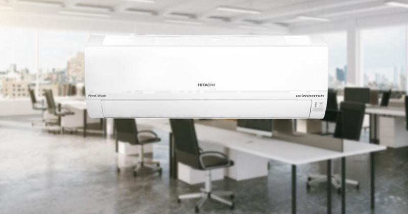 Điều hòa Hitachi Inverter rất thích hợp sử dụng cho văn phòng công ty