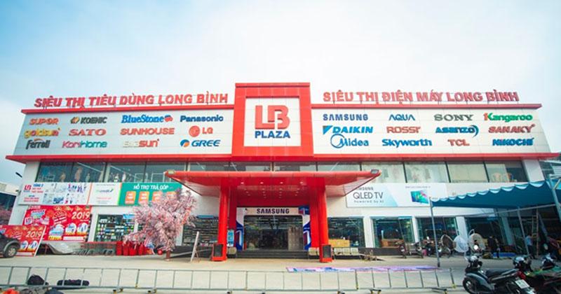 Mua điều hòa của Panasonic tại Long Bình Plaza