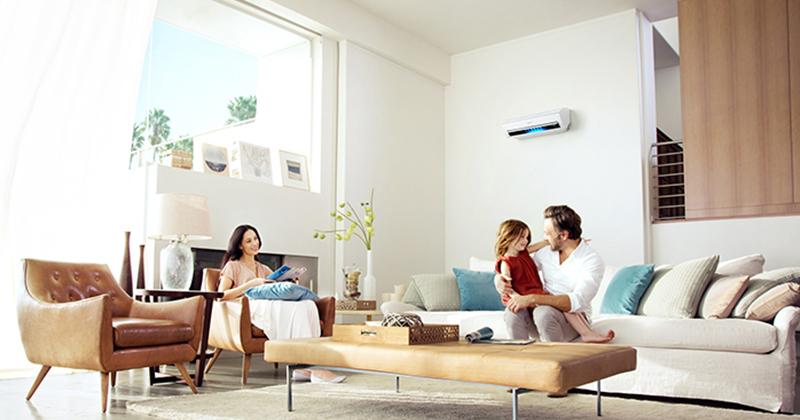 Bí quyết chọn điều hòa Daikin có công suất phù hợp và cách tính công suất gia đình