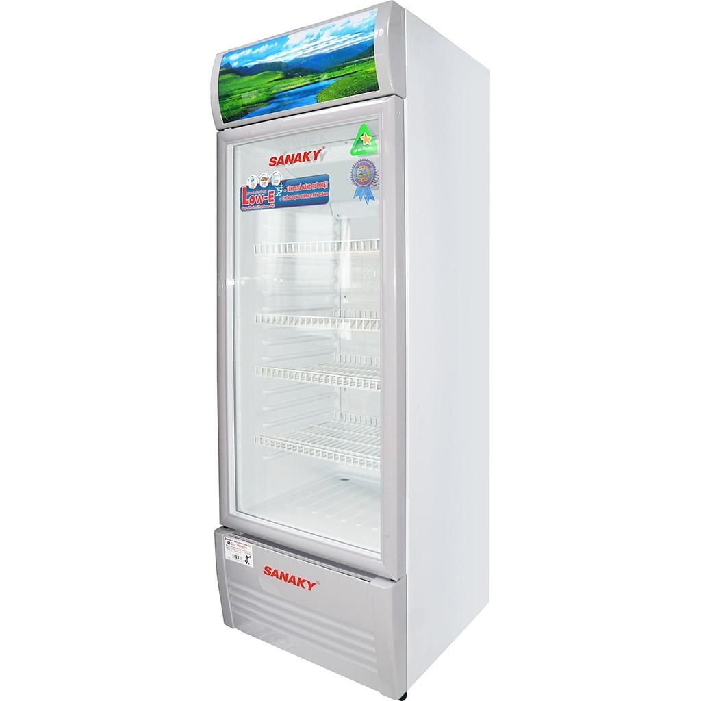 Tủ mát Sanaky Inverter 200 Lít VH-258KL hiện đại