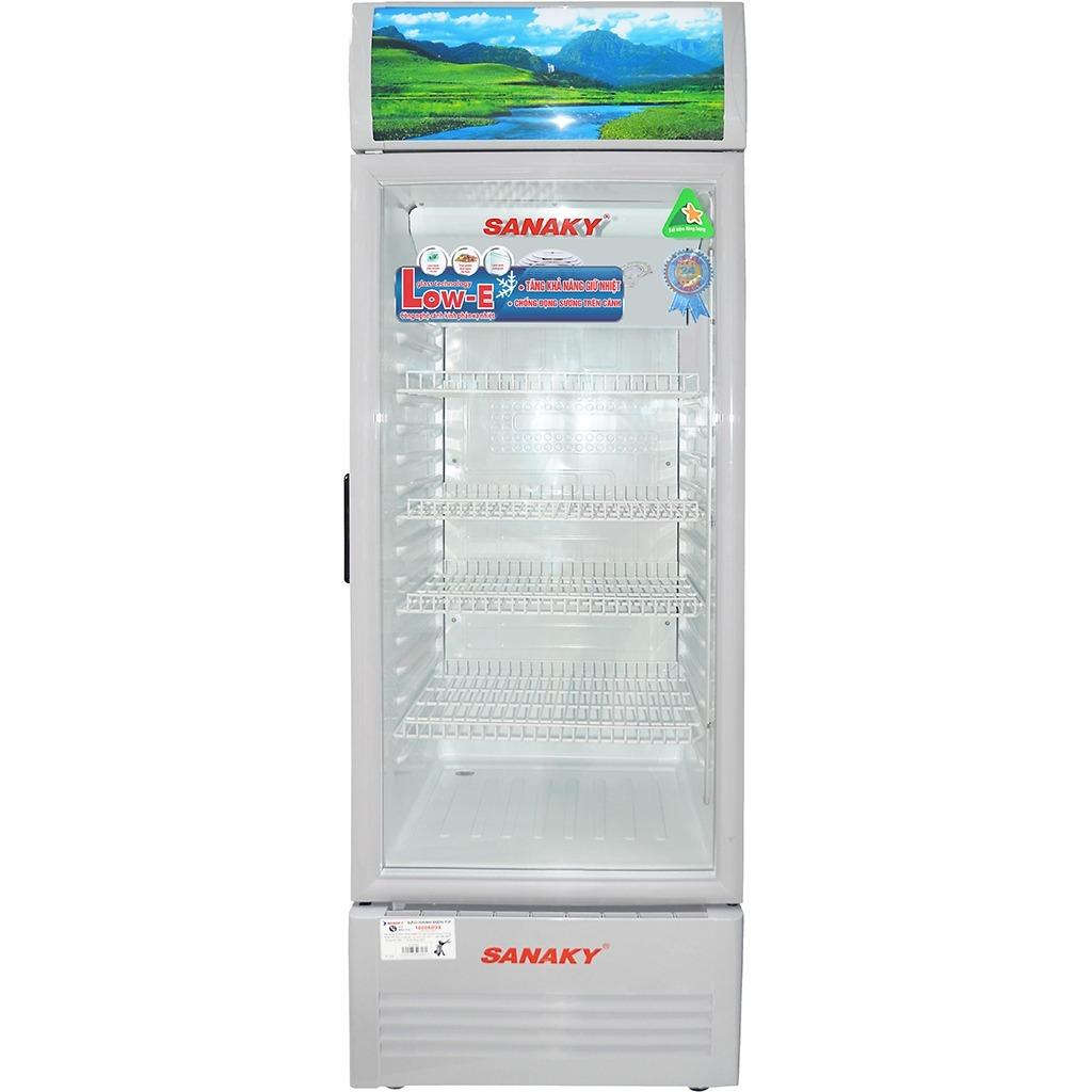 Tủ mát Sanaky Inverter 200 Lít VH-258KL tủ mát