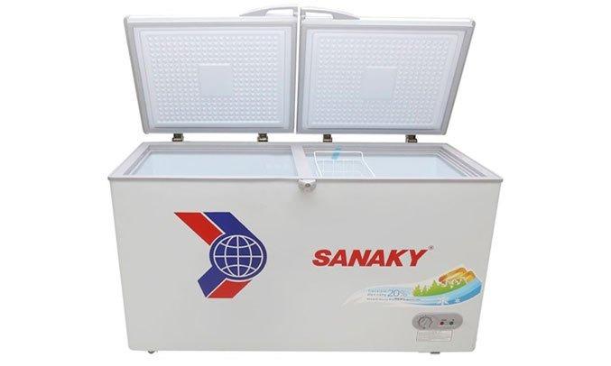 Tủ đông Sanaky Inverter 235 lít VH-2899A4K bảo quản thông minh