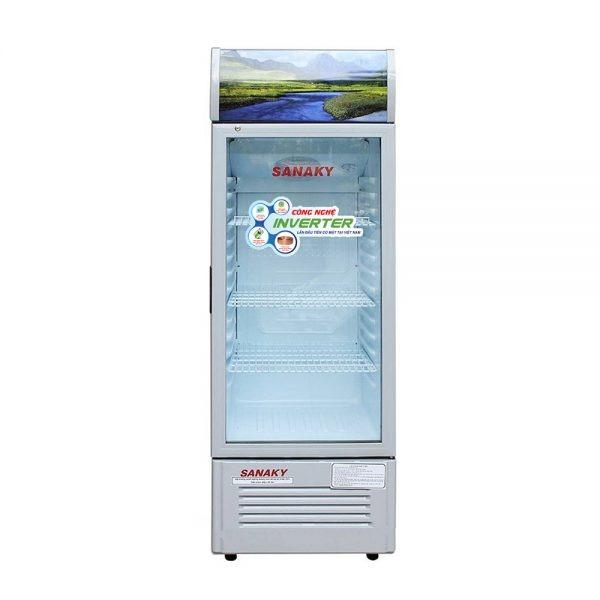 Tủ mát Sanaky Inverter 240 Lít VH- 308K3 thiết kế hiện đại