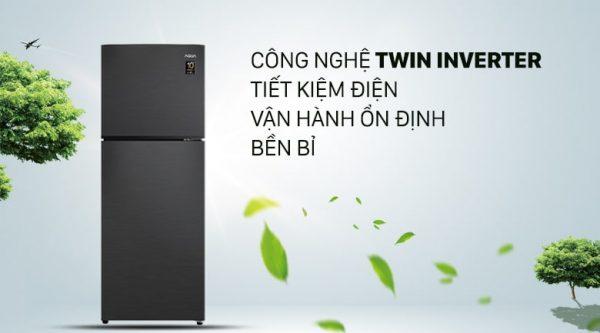 Tủ lạnh AQUA Inverter 212 lít AQR-T239FA(HB) 3