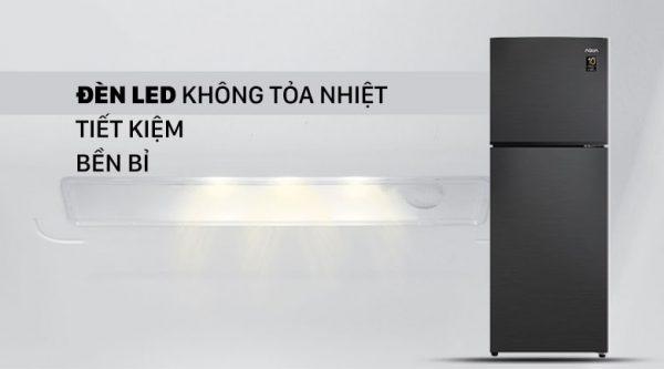 Tủ lạnh AQUA Inverter 212 lít AQR-T239FA(HB) 6