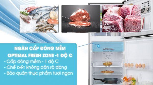 Tủ lạnh Samsung Inverter 236 lít RT22M4032BU 9