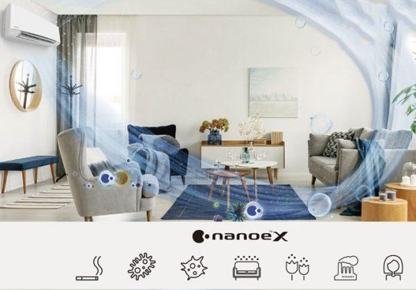 Điều hòa Panasonic Inverter 1 chiều 18000 BTU XPU18XKH 5