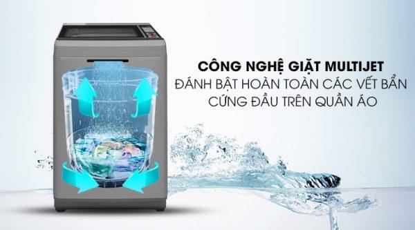 Máy giặt Aqua 9.5Kg AQW-S95FT S 6