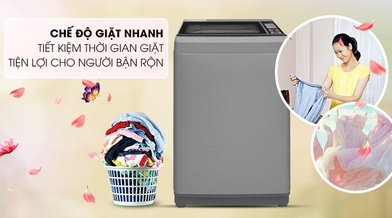 Máy giặt Aqua 9.5Kg AQW-S95FT S 7