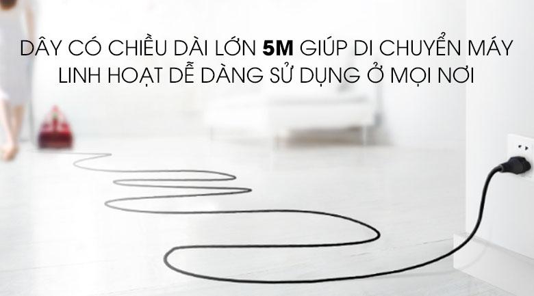 Máy hút bụi Panasonic MC-CL573AN49 5