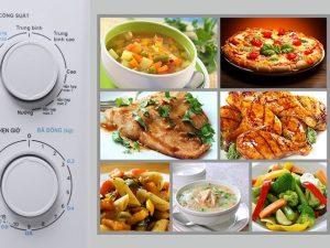 10 món ăn ngon với lò vi sóng