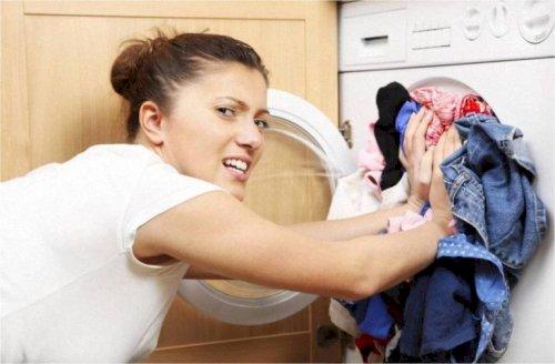 Giặt nhiều quần áo 1 lúc