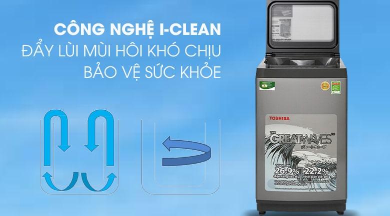 Máy giặt Toshiba 8 kg AW-K905DV(SG) 10