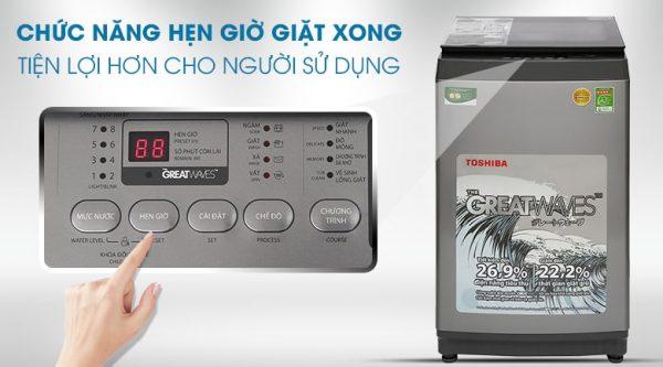 Máy giặt Toshiba 8 kg AW-K905DV(SG) 11