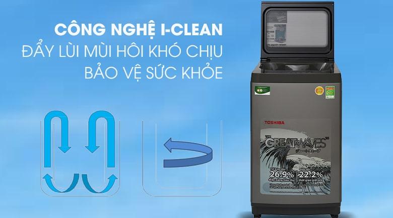 Máy giặt Toshiba 9 kg AW-K1005FV(SG) 14