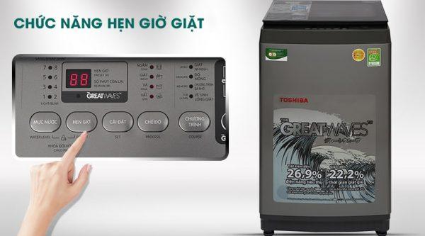 Máy giặt Toshiba 9 kg AW-K1005FV(SG) 15