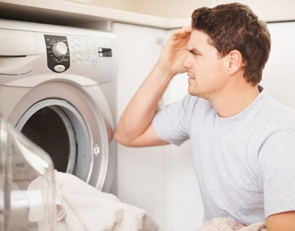 Máy giặt cửa trước không vắt