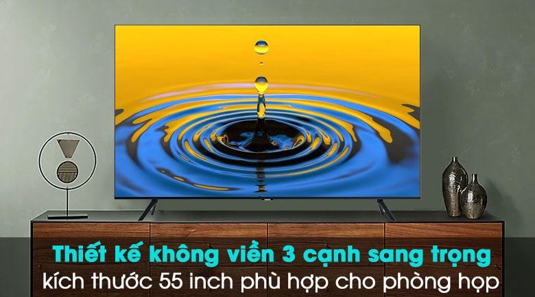 Smart Tivi Samsung 4K 55 inch UA55TU8000 2