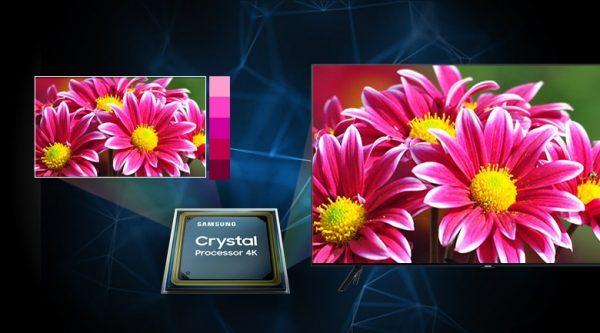 Smart Tivi Samsung 4K 55 inch UA55TU8000 6