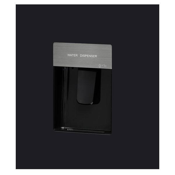 Tủ Lạnh AQUA Inverter 318 Lít AQR-T369FA(WBS) 7