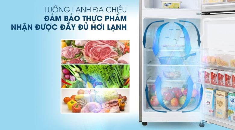 Tủ lạnh Samsung Inverter 208 lít RT20HAR8DBU 4