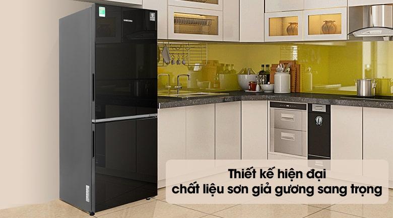 Tủ lạnh Samsung Inverter 280 lít RB27N4010BU 3