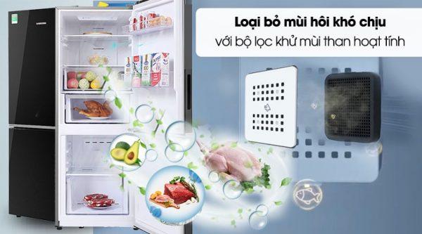 Tủ lạnh Samsung Inverter 280 lít RB27N4010BU 4