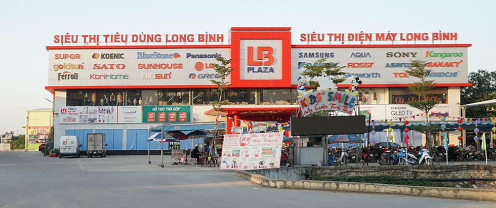 siêu thị Long Bình Plaza