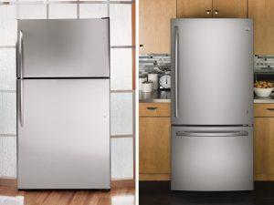 tủ lạnh ngăn đá trên vs tủ lạnh ngăn đá dưới