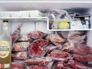 thực phẩm ngăn đá tủ lạnh